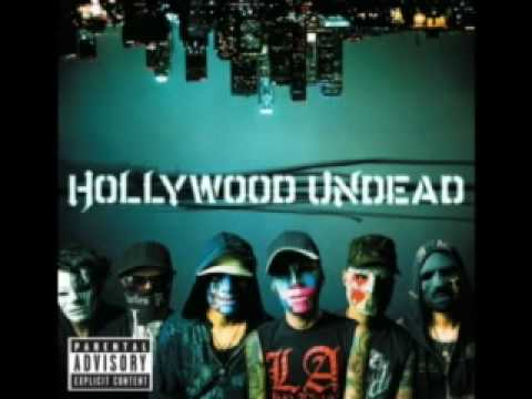 Everywhere I Go - Hollywood Undead (EXPLICIT)