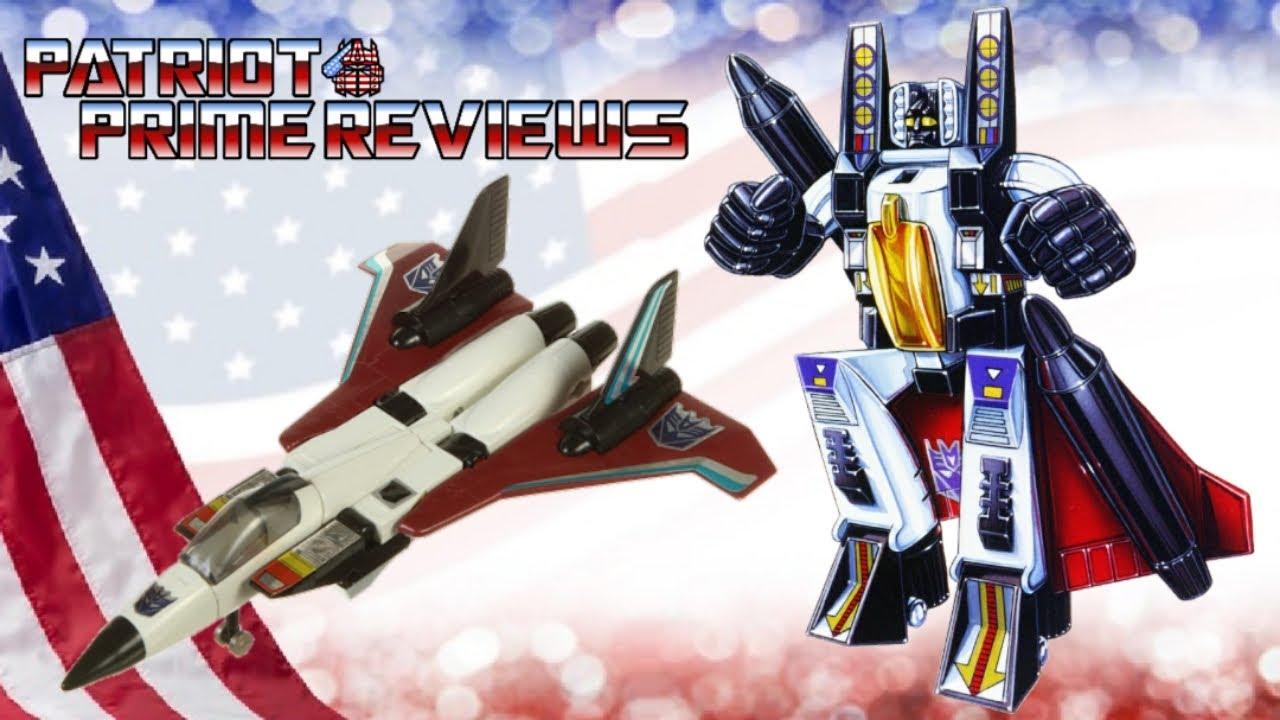 Patriot Prime Reviews 1985 G1 Ramjet