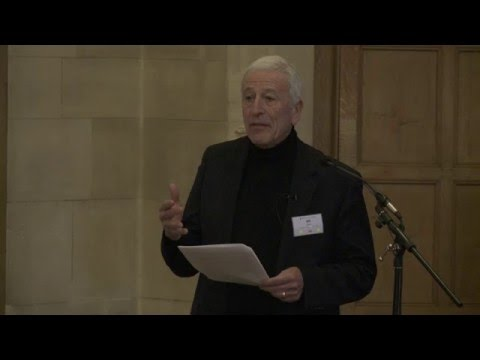 Dr Bill Lewis Talk at Rhodes Scholar Retreat January 2016