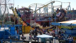 Southend On Sea rides clips