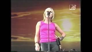 the cardigans erase rewind live at v festival 1999