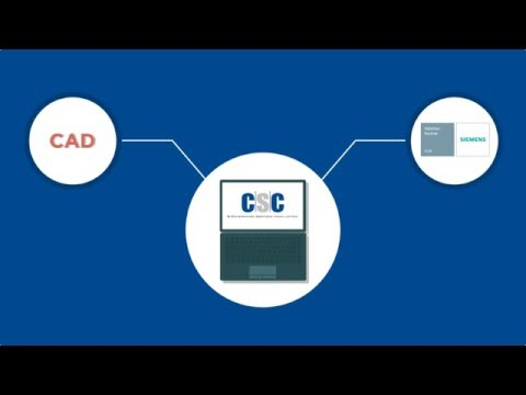 CSC - Computer-aided design (CAD)