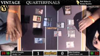 2015 Vintage Champs - Quarterfinals