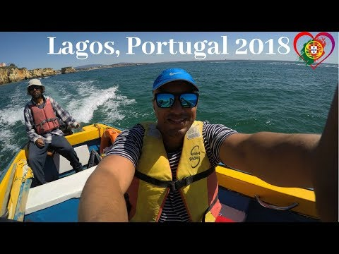 Cave Boat Trip in Lagos, Portugal