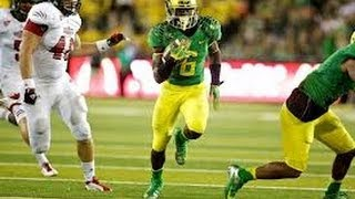 Oregon Ducks Highlights 2012-2013 [HD]