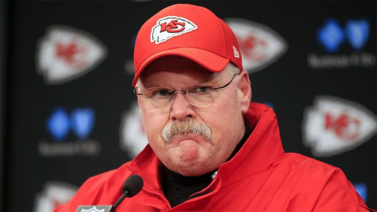 Chiefs HC Andy Reid released from hospital, could return to work ...