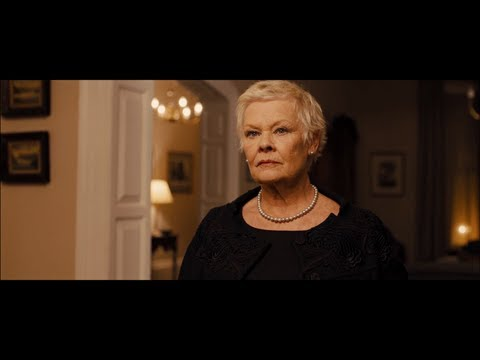 Skyfall - James Bond's intrusion into M's apartment (1080p)