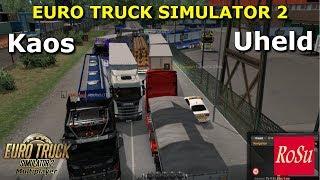 Euro Truck Simulator 2 Random Multiplayer Kaos