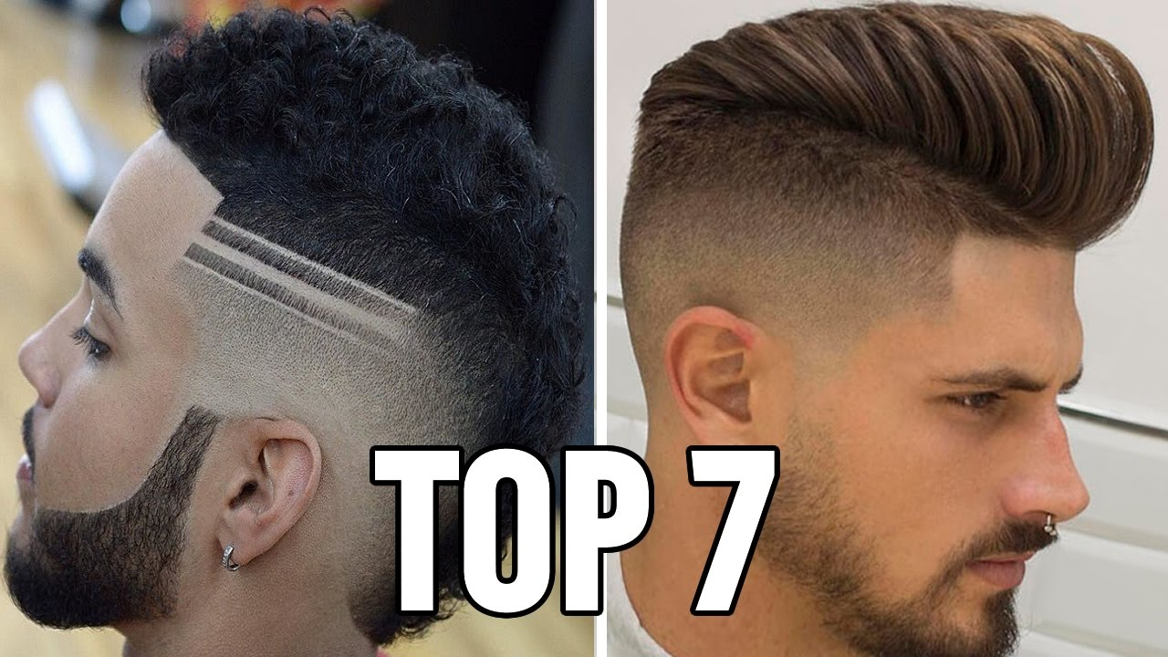 Top 7 Best Skin Fade Haircuts Youtube