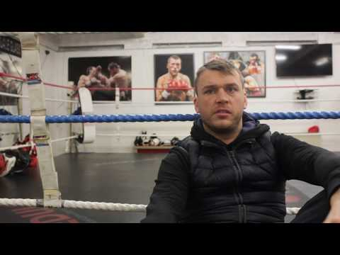 JOHN MURRAY: REFLECTS ABOUT HIS ROLE IN BOXING