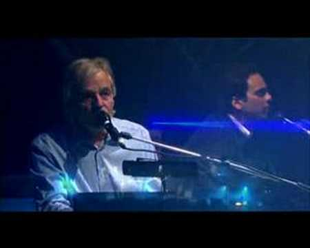 David Gilmour in Royal Albert Hall - The Blue