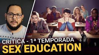 SEX EDUCATION perde oportunidades! (Netflix - 1ª Temporada) | Resenha da série (crítica)