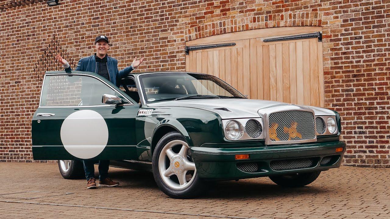 The £500,000 Bentley You've Never Heard Of!