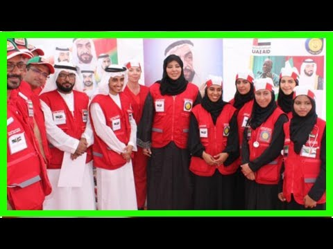 News today-Zayed for convoy invited most of the volunteer medical team for refugees