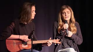 Bay and claire are no strangers to the tedx stage. these two tedxyouth@mbjh 2018 speakers back. this past year they served as mbjh teded club speaker men...