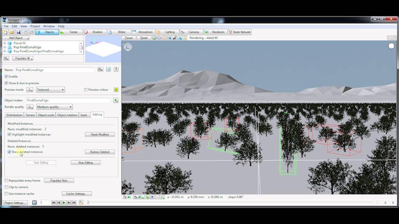 Feature Tour – Planetside Software