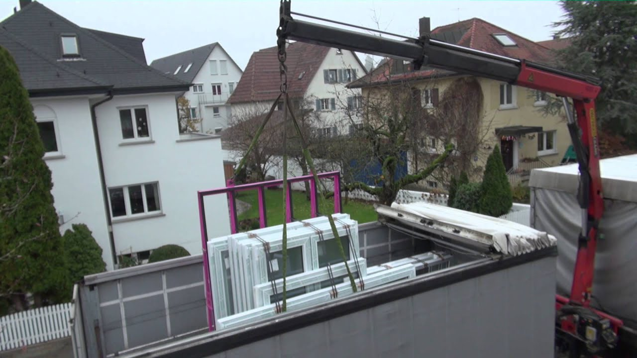 umbau 6 fenstereinbau vorbereiten fenster einbauen youtube. Black Bedroom Furniture Sets. Home Design Ideas