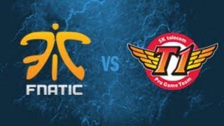 FNC vs SKT - 2014 All-Star Group Stage D2
