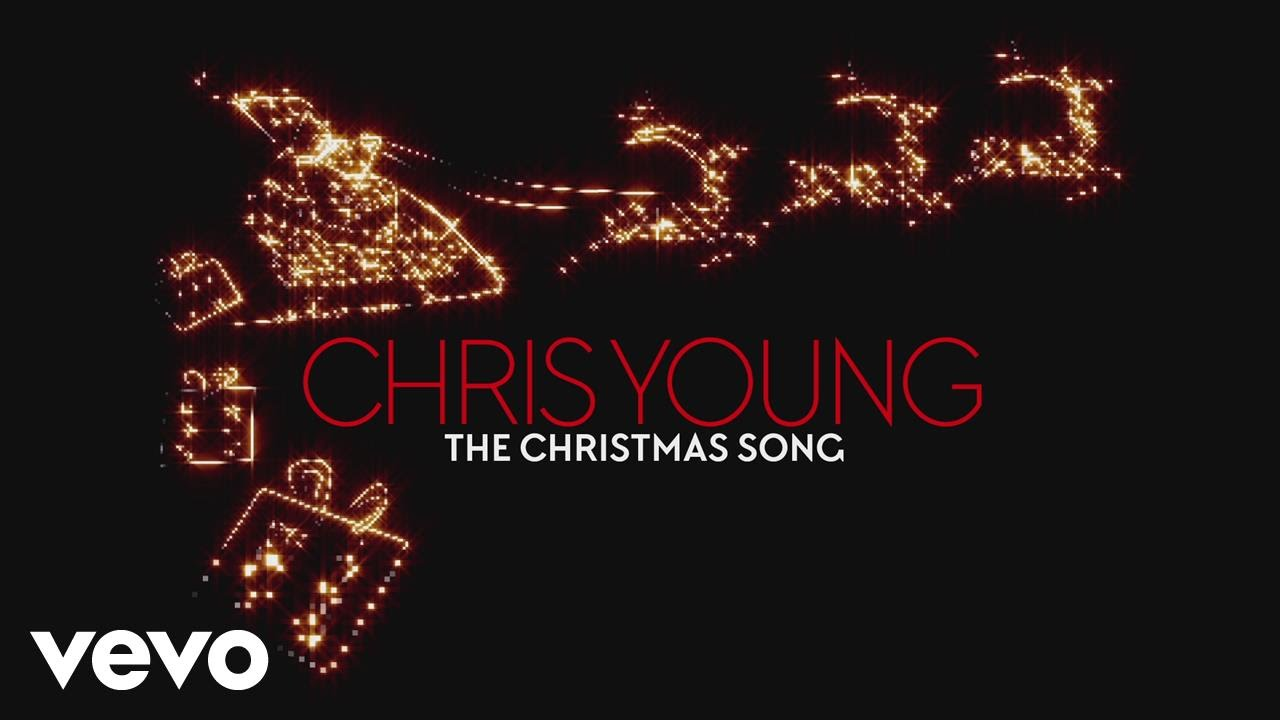 chris young the christmas song audio youtube