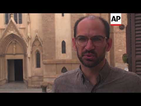 Catalan separatists see Spain as another country