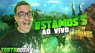VAMO PRO THE GAME! - PUBG MOBILE NO IPAD (USE #CASTOR)