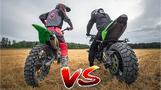DIRTBIKE VS. STREETBIKE 2.0