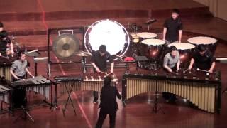 101學年度全國學生音樂比賽-打擊樂合奏團  青年高中  The Big Dipper