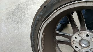Tesla Model S Cracked Tire and Flying Cars are Here! - Teslanomics Live