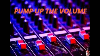 "Pump Up The Volume - Marrs ( 12"" Extended Mix ) HQ Audio"