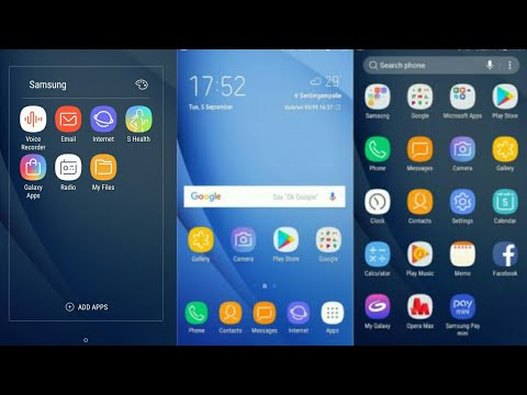 Samsung Galaxy J7 2016 After Nougat Update Look | Samsung Experience 8.1 Look Like S8 | Techno Rohit