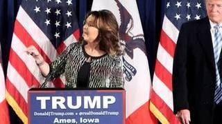 Сара Пэйлин поддержала Дональда Трампа: он даст ИГ под зад