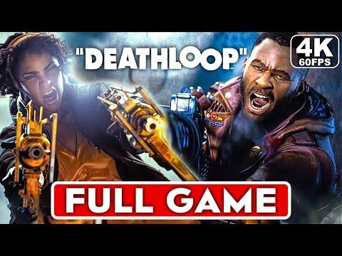 DEATHLOOP Gameplay Walkthrough Part 1 FULL GAME [4K 60FPS PC] - No Commentary thumbnail