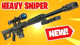 **NEW** How Strong Is The New Heavy Sniper?? OPG Clan