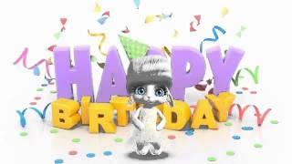 Zoobe зайка - день рождения :)