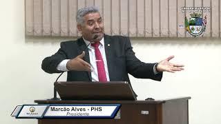 42ª S. Ordinária - Marcão Alves