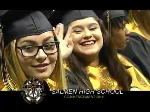 Salmen High School Graduation 2016