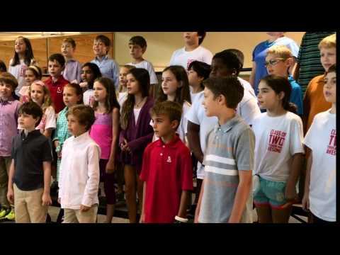 2016 Shakira Try Everything Parody feat. The Lamplighter School Seniors