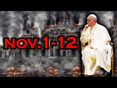 Breaking UN Pope