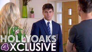 E4 Exclusive Clip: Ollie Prepares for School