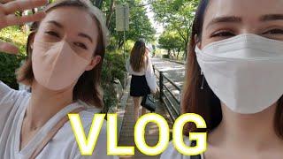 외국인친구와 함께 서울 나들이 Vlog