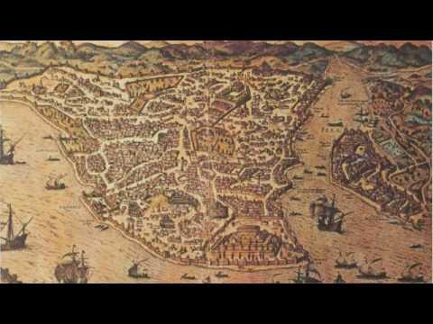 Средневековый город Запада