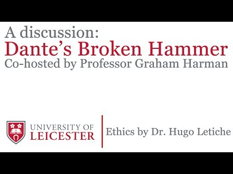CPPE: A Discussion on Ethic by Hugo Letiche - Dante's Broken Hammer