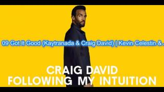 Craig David - Following My Intuition (Album Preview)