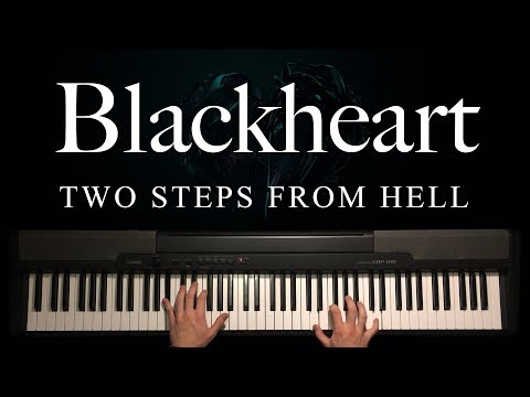 Blackheart by Two Steps From Hell (Piano)