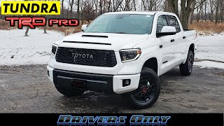 2020 Toyota Tundra TRD PRO - Better Than Ever