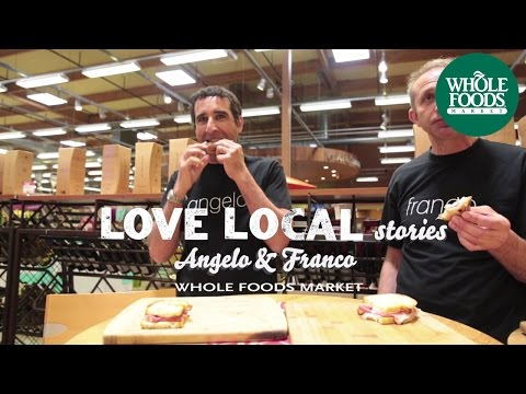 How Angelo & Franco Make Mozzarella l Love Local l Whole Foods Market
