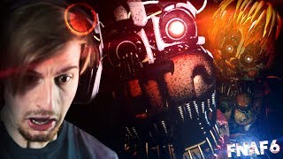 VINTAGE ANIMATRONICS!? THIS IS INCREDIBLE. || Five Nights At Freddy