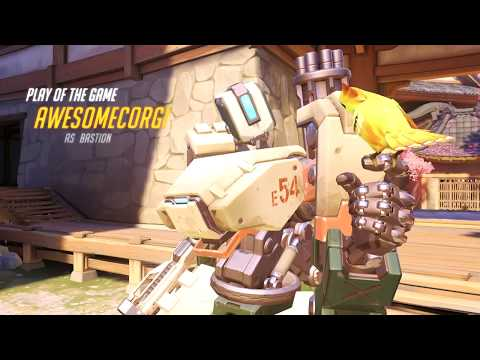 Bastion - Play of the Game med AwesomeCorgi