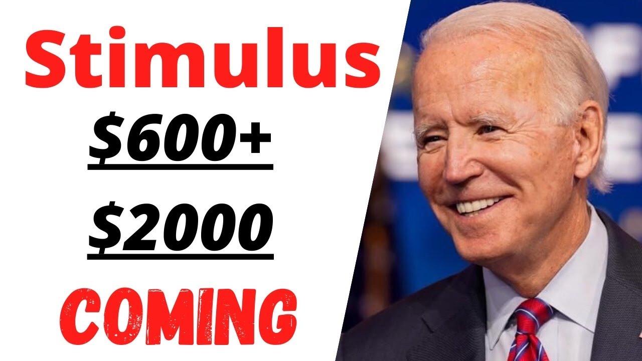 Download $2,000 Stimulus Checks, Will It Pass? Biden's New Plan!