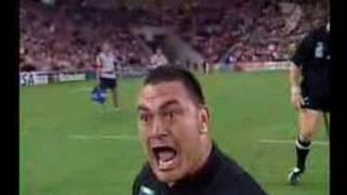 maori war chant